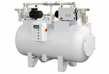 Агрегат центрального вакуума типа AV